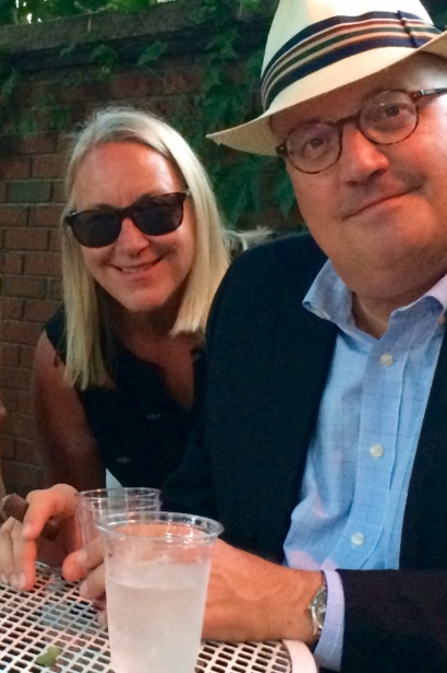 edible Cape Cod publishers, Dianne and Doug Langeland