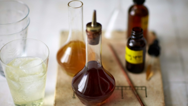 How to make homemade bitters for cocktails
