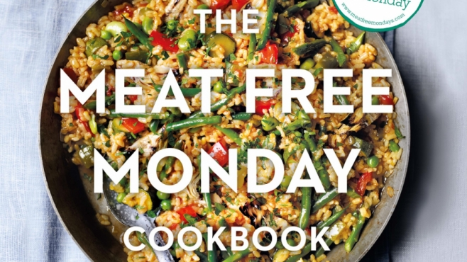 The Meat Free Monday Cookbook by Paul, Mary, and Stella McCartney