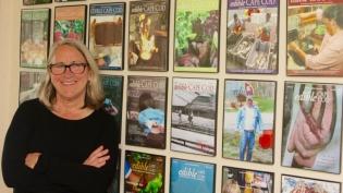 Dianne Langeland, publisher of Edible Cape Cod